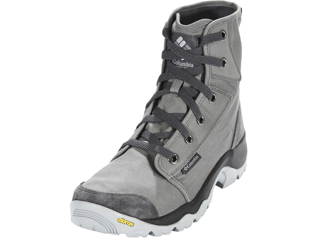 Columbia Camden Chukka kengät Miehet, titanium mhw columbia grey